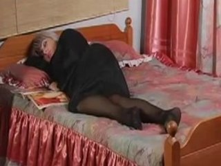 russian mature housewife and guy