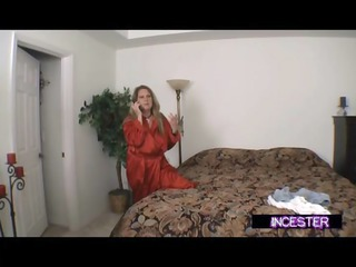 son blackmailed to fuck mamma and aunt joins