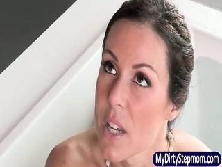 stepmom kendra craving engulf off her stepson