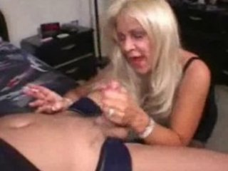 aged cougar smoking and banging