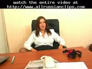 hot russian office aged russian cumshots swallow