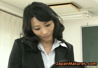 natsumi kitahara anal drilling three-some guy