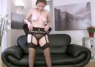 hot cougar erotic love tunnel massage