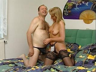 sexy german older pair sex